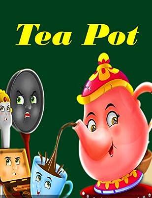 Tea Pot: English Cartoon | Moral Stories For Kids | Classic Stories