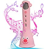 Product Image of the TOSING Wireless Karaoke Microphone for Kids, Top Birthday-Gifts for Girls, Best...