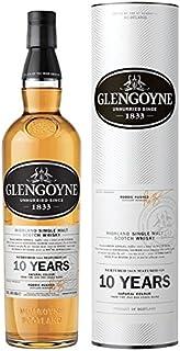 Glengoyne Highland Single Malt Scotch Whisky im Alter von 10 Jahre 70cl Pack 70cl