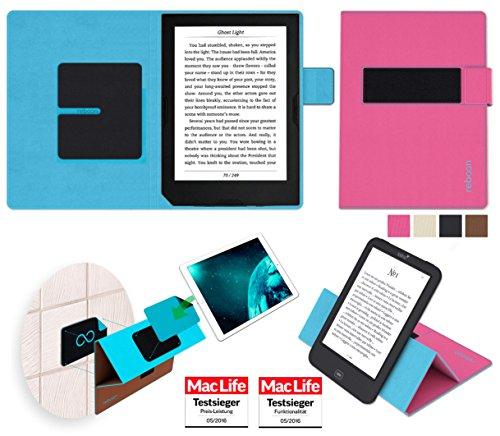 Hülle für Cybook Muse Frontlight Tasche Cover Case Bumper | in Pink | Testsieger