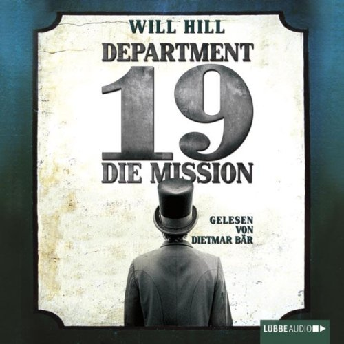 Department 19: Die Mission Titelbild