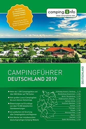 Camping.info Campingführer Deutschland 2019