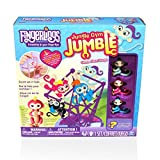 Spin Master Games 6045572 - Gioco Fingerlings Jungle Gym Game con 4 Mini Fingerlings