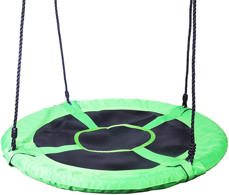 productos creativos LXB Columpio de árbol de platillo de de de 330 LB para Niños Adultos 39 Pulgadas 900D Marco Impermeable de Oxford Niños usen al Aire Libre  Tienda de moda y compras online.