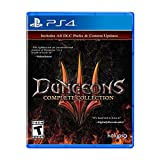 Dungeons 3 - Complete Collection PS4 [