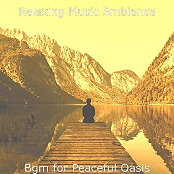 Bgm for Peaceful Oasis