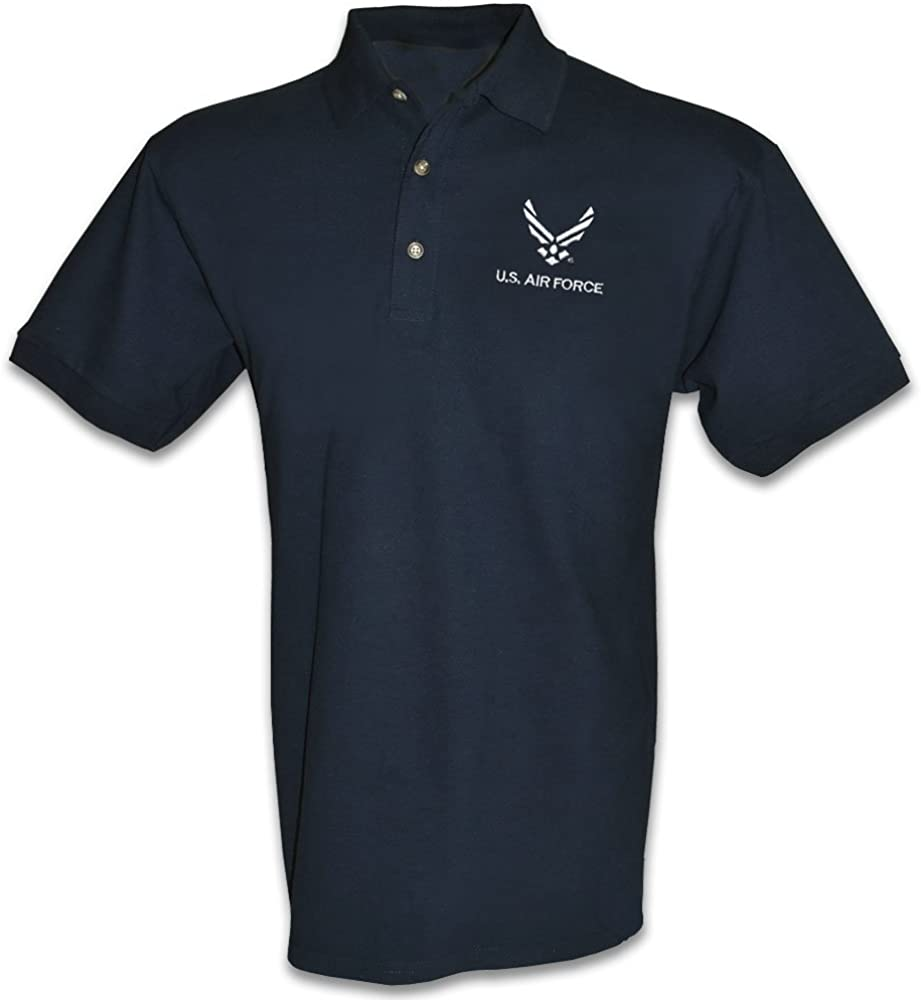 Honor Country US Air Force Polo Golf low-pricing Special price for a limited time Shirt USAF