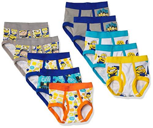 Minions Paquete múltiple para niños, Minions Tb 10 unidades, 4 Años