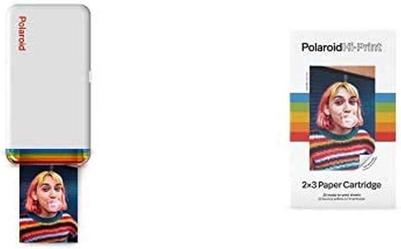 Polaroid New product! New type Hi-Print - Washington Mall Bluetooth Connected Printer Photo Pocket 2x3