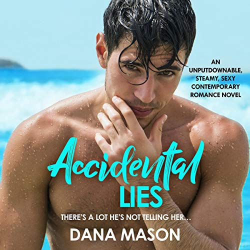 Accidental Lies audiobook cover art