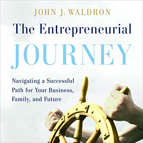 The Entrepreneurial Journey cover art