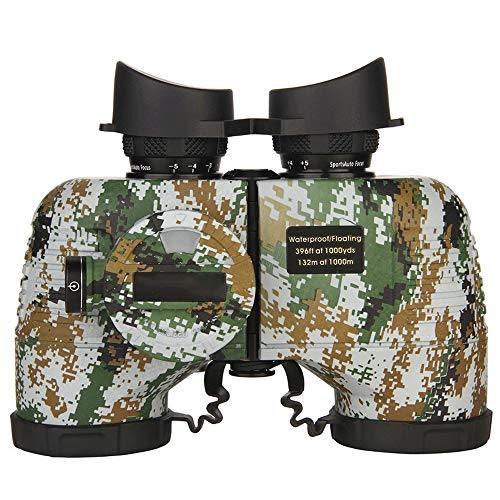 Find Discount YFFSS 7 X 50 Powerful Binoculars for Adults,Durable Clear Full-Size Binoculars for Bir...