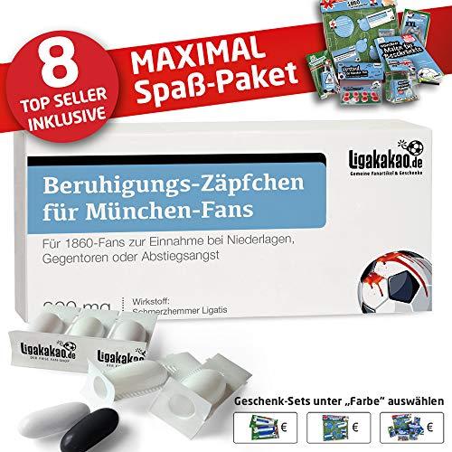 1860 vereins-Fahne ist jetzt das MAXIMAL SPAß Paket für 1860-Fans by Ligakakao.de