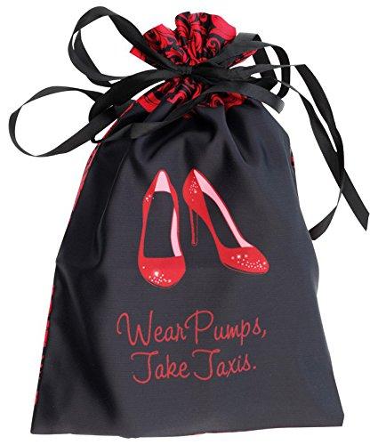 Danielle Creations Sac à chaussures Noir