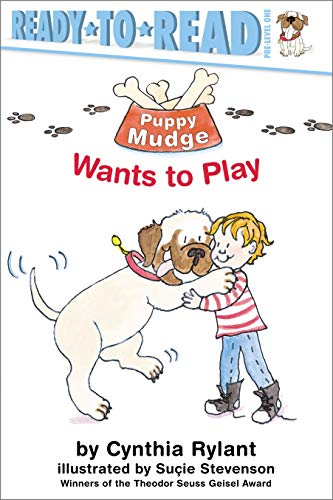 Puppy Mudge Wants to Play