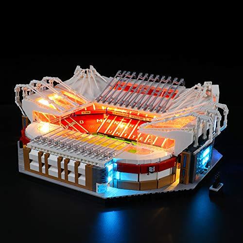 LIGHTAILING Licht-Set Für (Creator Expert Old Trafford Manchester United) Modell - LED Licht-Set Kompatibel Mit Lego 10272(Modell Nicht Enthalten)