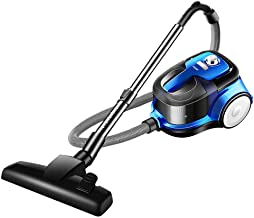 Portable Vacuum Cleaner for Household Small high-Power Handheld Silent Car Vacuum Cleaner (Color : Blue)