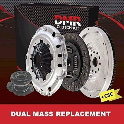 DMR6022-CSC Dual Mass Conversion Solid Flywheel+Clutch Kit+CSC