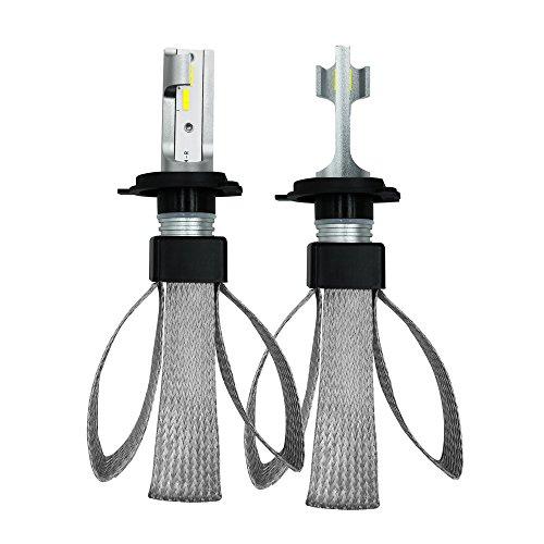 Faro Bombillas Alquiler De Luces LED Brillante Estupenda Lámpara con La Viruta del CSP para El Coche Vehículo Car Auto Luz De Anti-Niebla,H4