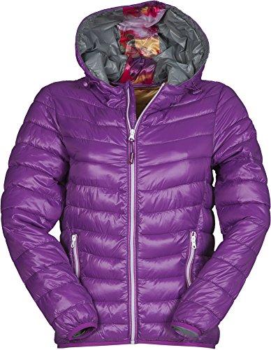 PAYPER sportief modieuze dames nylon gewatteerde jas