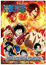 ONE PIECE – EPISODE OF SABO: BOND OF THREE BROTHERS ! (DVD, Region All) English Subtitles