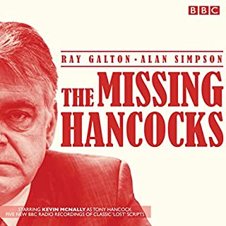 The Missing Hancocks: cover art