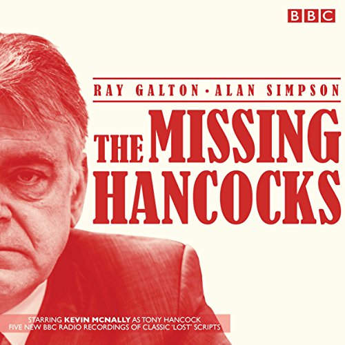 The Missing Hancocks: audiobook cover art