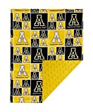 Future Tailgater Appalachian State Licensed Minky Blanket Throw (36' x 28')