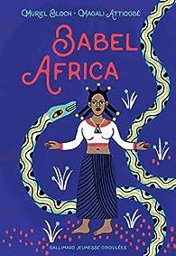 Babel Africa par Muriel Bloch