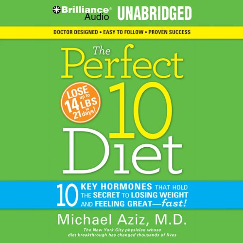 The Perfect 10 Diet cover art