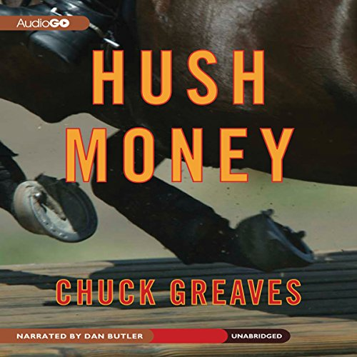 Hush Money cover art