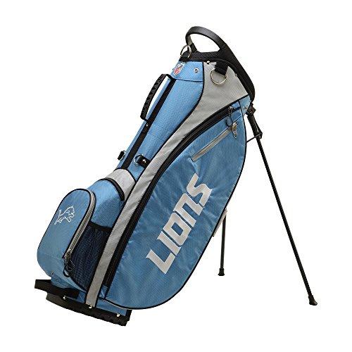 Wilson NFL Lions Carry Golf Bag