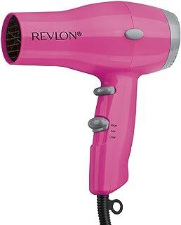 Revlon 1875W Compact & Lightweight IONIC Hair Dryer, Pink