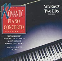THE ROMANITAIC PIANO CONCERTO VOL.2