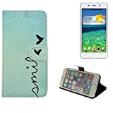K-S-Trade 360° Wallet Case Protective Cover For Cubot X9,