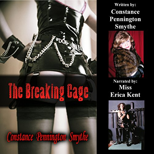 The Breaking Cage audiobook cover art