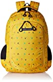 Tommy Hilfiger Yellow Casual Backpack (TH/BTS14QUL)