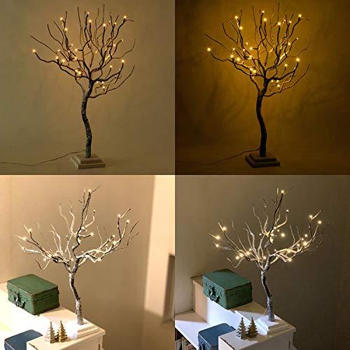 SPICEOFLIFE『LEDブランチツリーブラウンSサイズ』