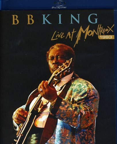 B.B. King: Live at Blu-ray 1993 Montreux Sales Max 59% OFF results No. 1