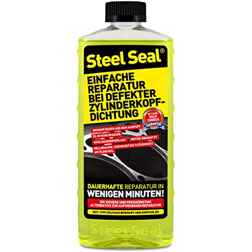 Steel Seal, sigillante per riparazioni guarnizioni della testata
