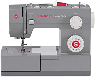 Best SINGER Heavy Duty 4432 Sewing Machine, 18 lbs, Gray Review