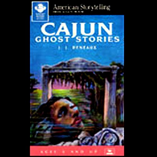 Cajun Ghost Stories audiobook cover art