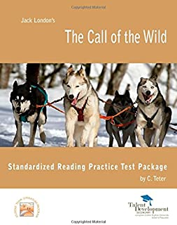 The Call of the Wild Standardized Reading Practice Test Package