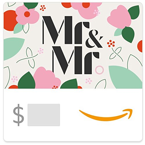 Amazon eGift Card - Mr & Mr