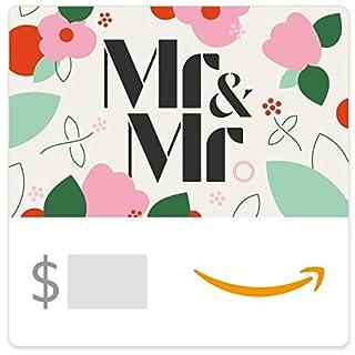 Amazon eGift Card - Mr & Mr (B01EZEHZXQ) | Amazon price tracker / tracking, Amazon price history charts, Amazon price watches, Amazon price drop alerts