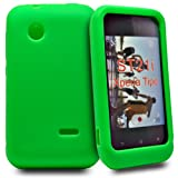 Accessory Master 5055716304039 - Funda para Sony Xperia Tipo ST21i, color verde