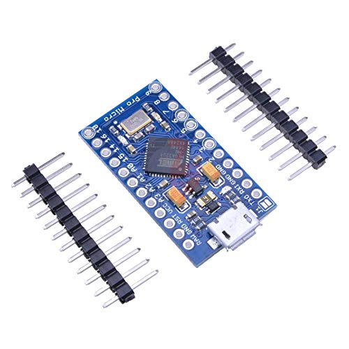 Pro Micro ATmega32U4 Module Replace ATmega328 Board 5V 16MHz for Arduino