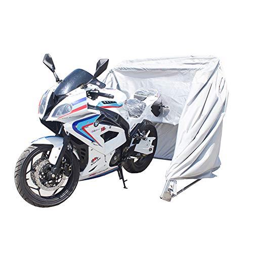 XIONGGG Fahrrad-Schild Motorrad Shelter Motorrad Klapp Abdeckung Storage Garage Fahrrad Zelt