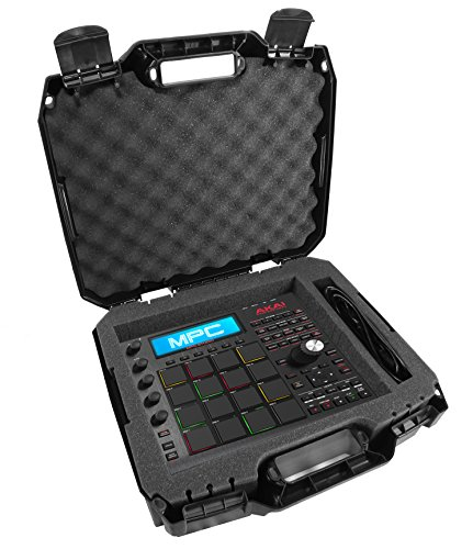 Casematix ArmorXL Case Compatible with Akai FIRE, MPK mini Play, MPC ONE, APC Key 25, MPD226, Mpd218, Apc Mini, Mpx16, Mpd18, Mpc Studio, Element, MidiMix Tom Cat or Rhythm Wolf