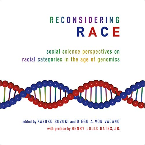 Reconsidering Race audiobook cover art